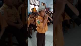 Suara Azan Merdu M.Khalil Adam Siswa MIN 1 Pekanbaru
