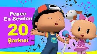 Pepee - 20 Çocuk Şarkısı Bir Arada   Düşyeri
