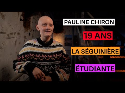 Ils font Cholet - Pauline Chiron
