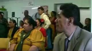 Samoan Church Fight