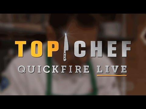 Top Chef: LIVE at the Finale - The Last Quickfire Challenge (Season 14, Episode 14) | Bravo