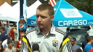 United States vs. Germany: Black & Gold on Brazil Live - Pre-Match