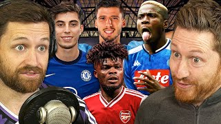 RANKING THE MOST EXPENSIVE TRANSFERS IN THE TRANSFER WINDOW