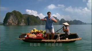 Visa 最新廣告-Matt Harding 環遊世界travel happy-好笑.wmv