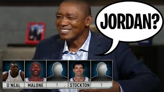 NBA Legends Pick Their All Time Starting 5's (1990's Edition)