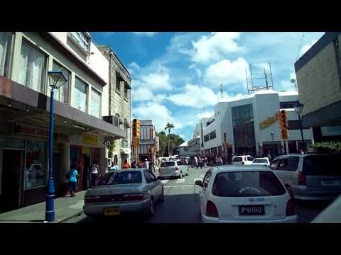 I Love Bridgetown Barbados!!