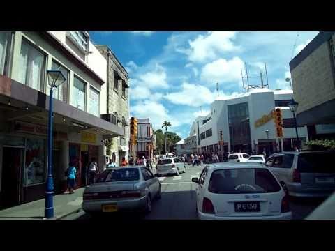 I Love Bridgetown Barbados!!