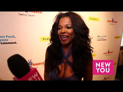 Keesha Sharp at the Concert for America