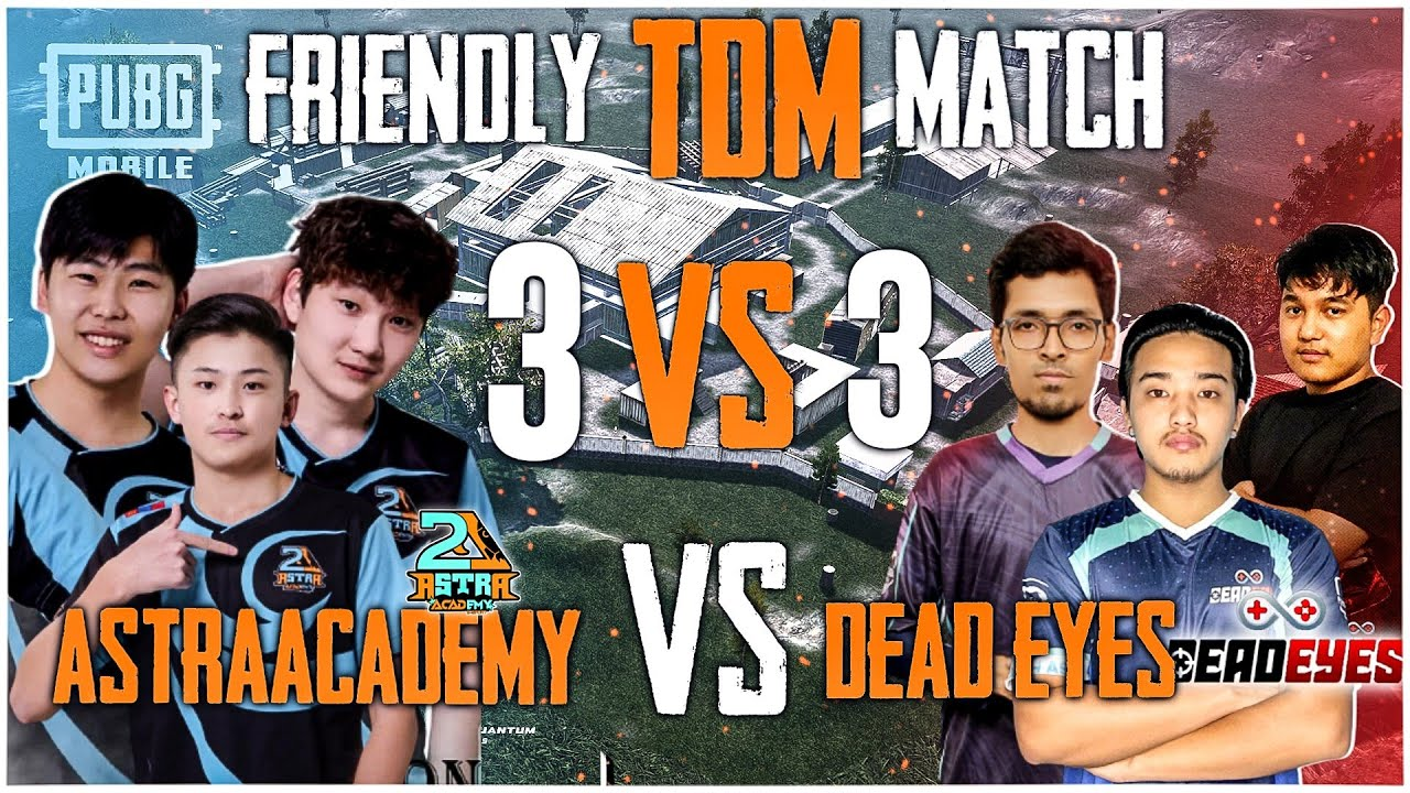 Download DEAD EYES vs 2A 3v3 friendly TDM match | ACTRAACADEMY vs DEAD EYES |DEshifuSIR TDM 2021 | 2A action