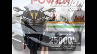 India's own bike R-Bike.