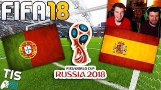 Portugal - Spain | Μουντιάλ FIFA 18