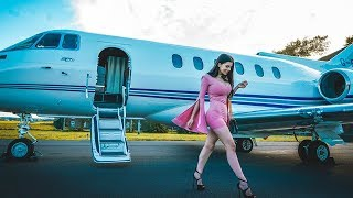 PRIVATE JET TOUR !