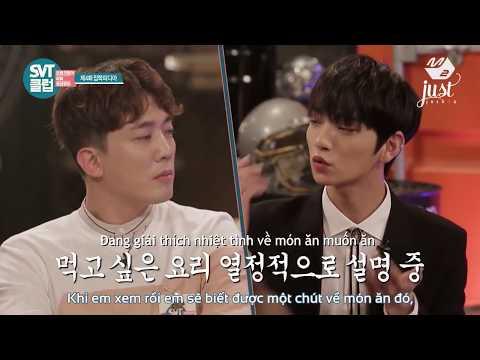 [VIETSUB] SVT Club EP 4 - Joshua Hong thích xem nấu ăn nhưng không biết nấu ăn