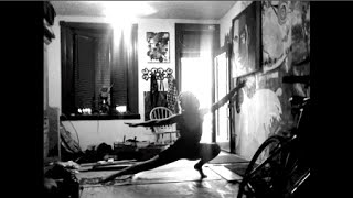 Doors Open Like Arms My Love - Yoga in a Messy Room