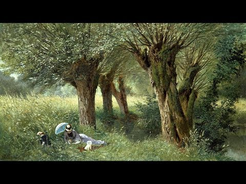 Th odore rousseau et les peintres de barbizon youtube for Barbizon peintre