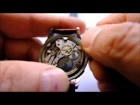 Tissot Wristwatch 1950s