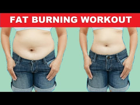 5 Minute Workout To Burn Fat At Home