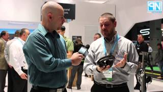 sennheiser momentum second generation over the ear headphones interview ces 2015