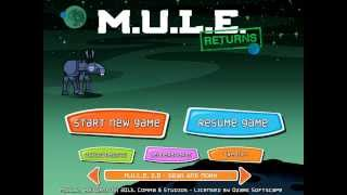 M.U.L.E. Returns Gameplay