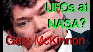 Gary McKinnon Hacked NASA and found UFO Information