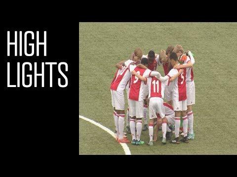 Highlights Ajax O14 - Vitesse O14