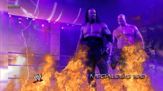 "Brothers of Destruction 2nd WWE Theme Song - ""Rollin"