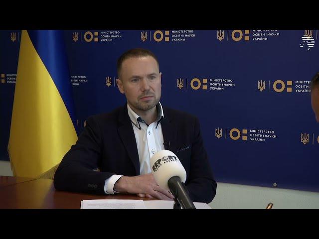 Україна прагне зміцнити співпрацю з Азербайджаном у сфері вищої освіти