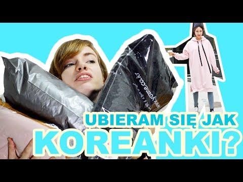Ubieram się JAK KOREANKI?! [Pyra w Korei]