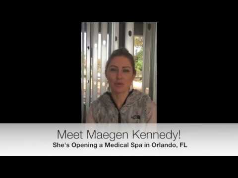 Opening a Med Spa Step-by-Step: Maegen Kennedy's Journey