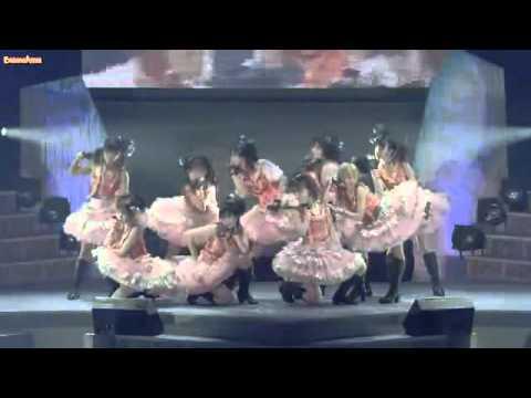 [ Eng Sub + Kara ]Morning Musume - Naichau Kamo, Shouganai Yume Oibito And Onna Ni Sachi Are
