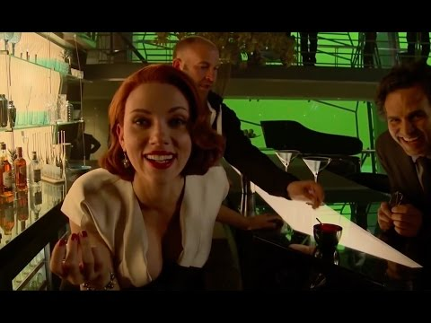 Avengers Age of Ultron Bloopers, Gags and Funny Moments (HD)
