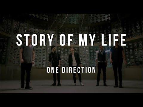 One Direction - Story of My Life [Lyrics]