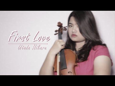 First Love (Utada Hikaru)   Violin Cover By Odilia