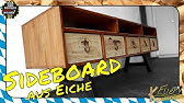 Sideboard Buddha Aus Sheesham Holz Von Kolonialmöbel24 Youtube