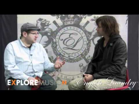 Old 97's Interview at ExploreMusic