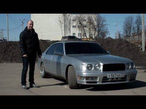 Турбо V6 300 л.с. за 300 тысяч рублей. Nissan Cedric. Обзор.