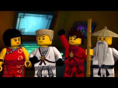Lego ninjago youtube episode 17 / The new worst witch episode 1