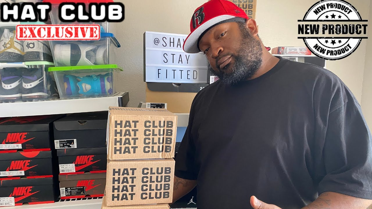 HatClub Exclusive Haul And In Store Pickups