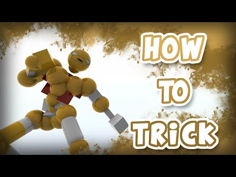 How To TRICK In Toribash