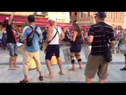 Samba Dans Le Vieux Nice