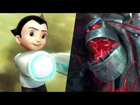 """ASTRO BOY Clip – """"Astro Boy vs. Peacekeeper"""""""