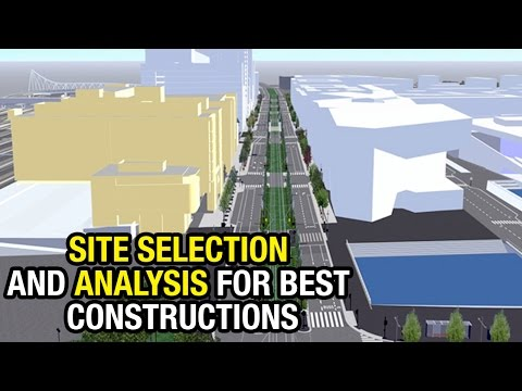 How to select a site to build your house ?   By Archemedys