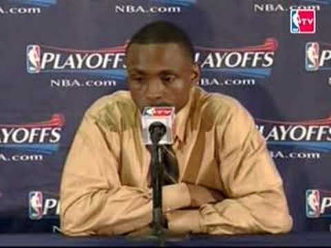 Avery Johnson after Game 4