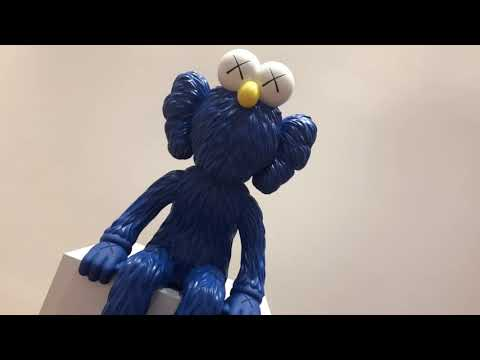 """Visited Kaws """"GONE"""" Exhibition in NYC 2018"""