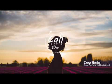 Shawn Mendes - Treat You Better (California Vibes Remix)