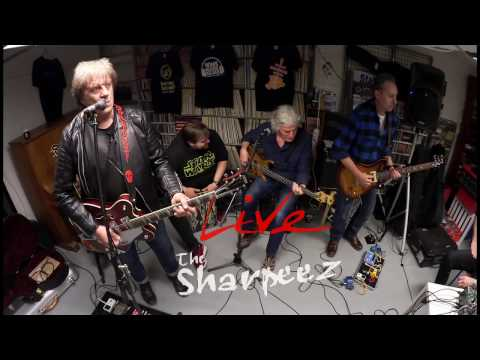 2017 The Sharpeez - Album Promotion In Store @ Wim's Muziekkelder