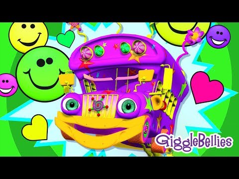 Favorite Children's Nursery Rhymes & Kids Songs | GiggleBellies