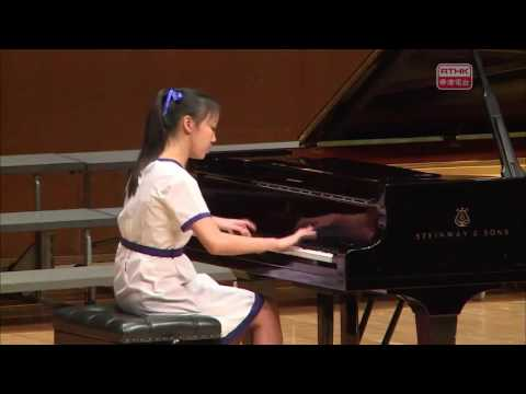Rondo Capriccioso Op.14 - 李欣潼_香港拔萃女書院_68th Hong Kong Schools Music Festival Ep 3