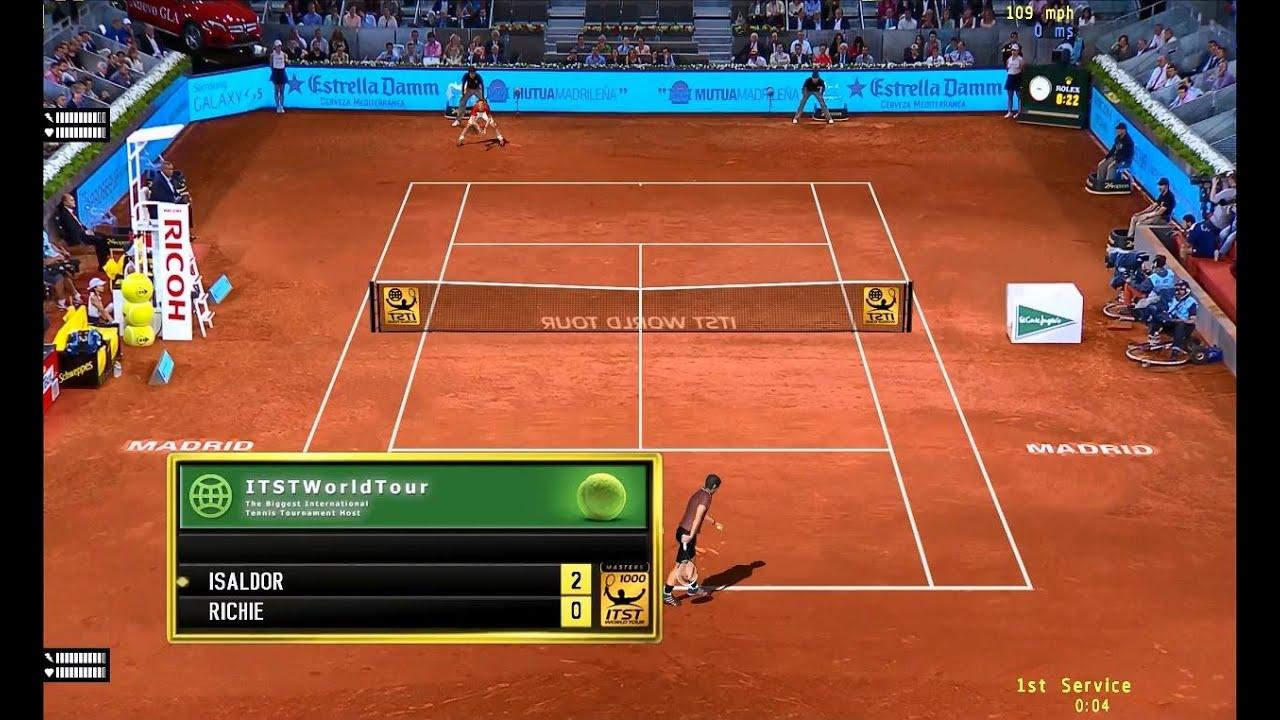 Tennis Elbow 2013 Itst Mod Offline