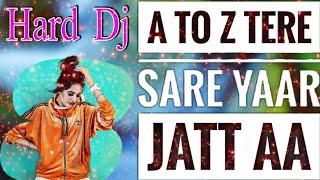 8 Parche Punjabi Song Dj Remix | Baani Sandhu | A To Z Tere Sare Yaar | Dj Narendra Kasana |.mp3